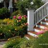 stair hand rail graphic