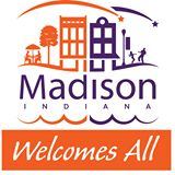 logo for madison indiana