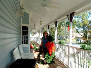Meet Eileen author of The Seasonal Home