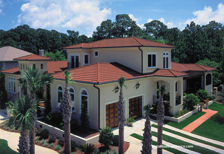 A Metal Porch Roof Adds Immediate Beauty And Value To Your