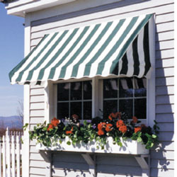 awnings on mobile home