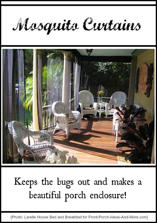 mosquito curtains graphic