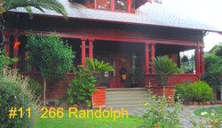 Napa front porch