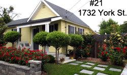 Historic Napa porches
