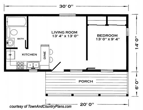 small cabin house plans | small cabin floor plans | small cabin