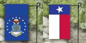Outdoor Decorative Flags