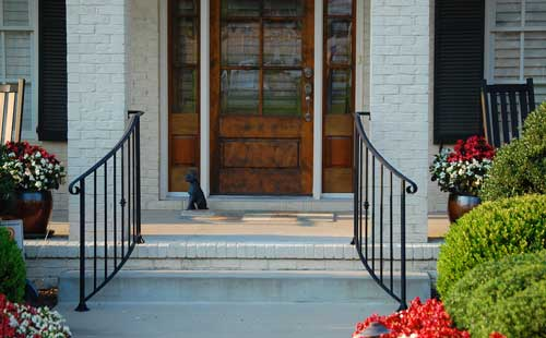 Stair Hand Rails | Porch Hand Rails | Deck Hand Rails