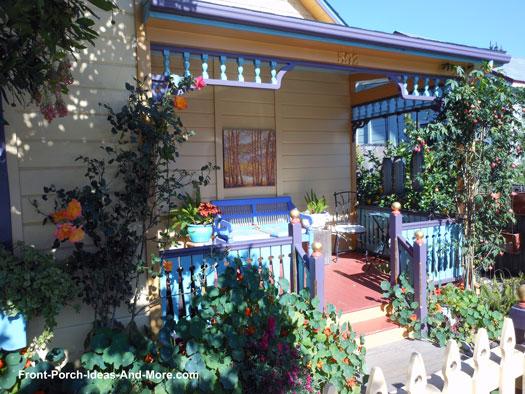 Pacific Grove California front porch