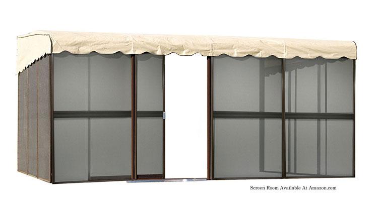 Patio Mate 10-Panel Screen Enclosure