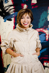 Paula Wallace, President of Savannah College of Art and Design