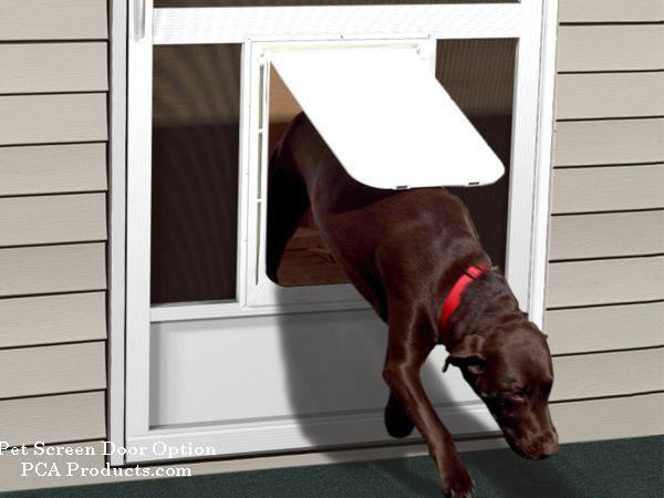 PCA Products pet screen door