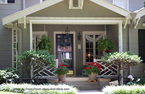 Decorating Ideas For Porches
