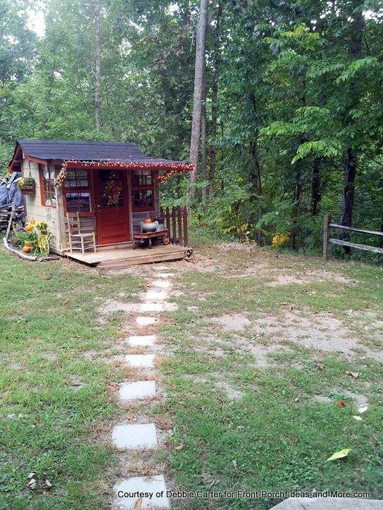 Fia's playhouse