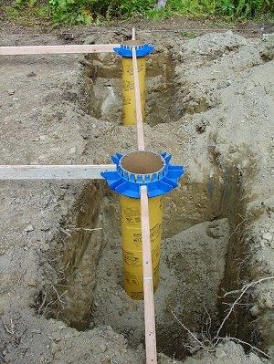 Plumbatube® Concrete Pier Alignment Tool