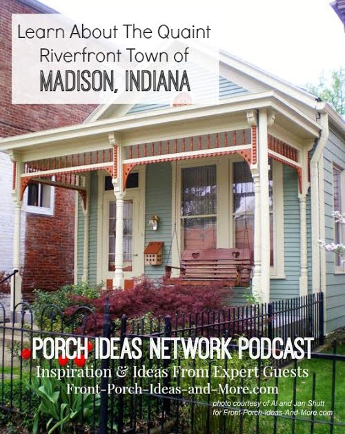 Two podcasts about Madison Indiana