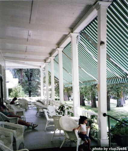 Awnings for Porch Porch Awnings