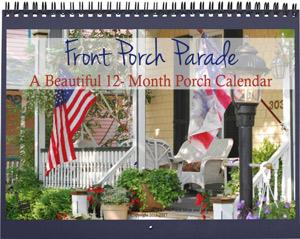Front Porch Parade calendar cover