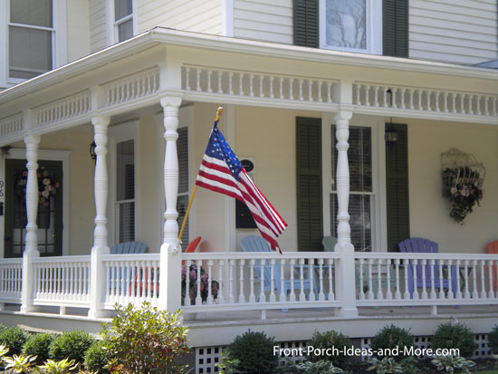 Marvelous Front Porch Ideas And More