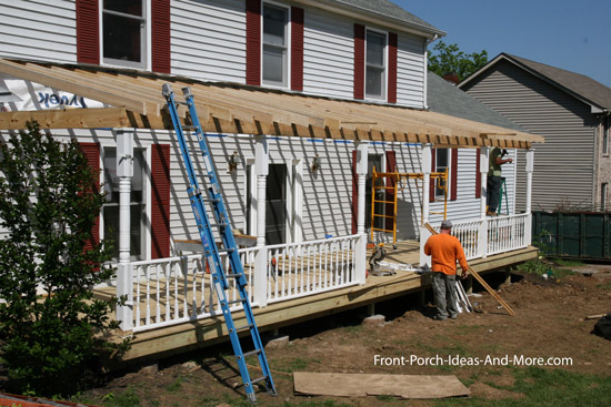 Is A Building Permit Needed To Screened In Porch
