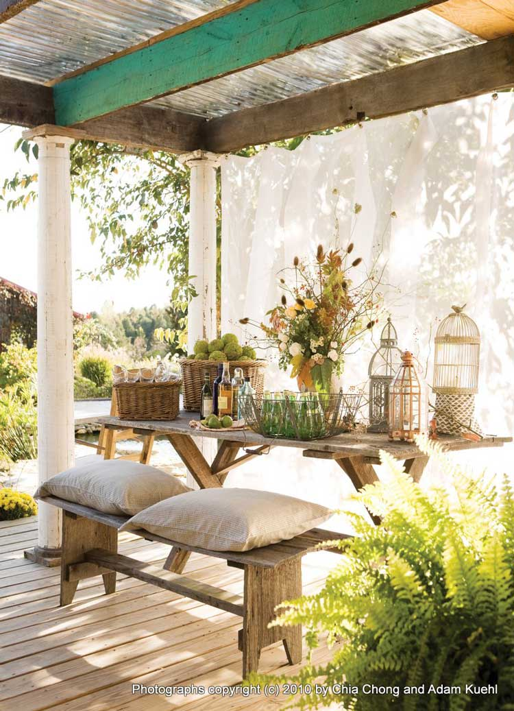 entertaining ideas for your porch