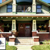 a nicely renovated front porch project