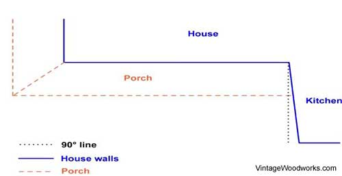 porch floor installation