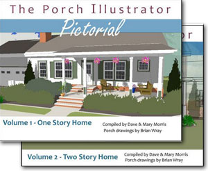 Porch Illustrator Vol 1 & Vol 2 eBook