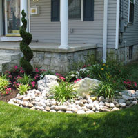 ideas for porch landscaping