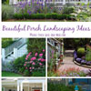 pictures of porch landscaping ideas