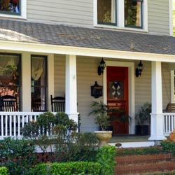pictures of wonderful front porches