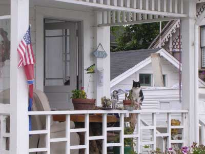 Wood Deck Railings | Porch Railings | Wood Balusters