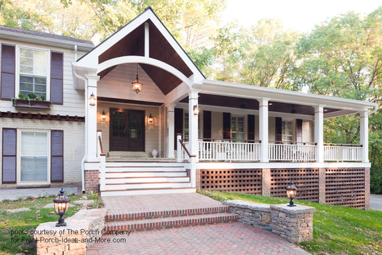 welcome to our front porch designs blog