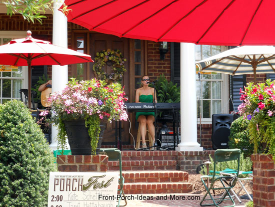 Westhaven Community Porchfest 2012