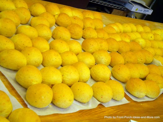 Beehive Bakery rolls