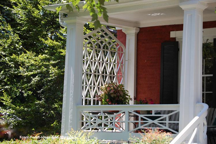 Lexington Va Front Porch Designs Front Porch Ideas