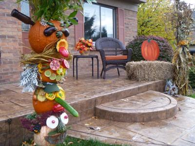 Halloween Decorating Outdoor Ideas Downloadable Black