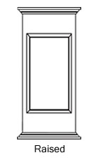 example 2 of PVC Column Pedestals