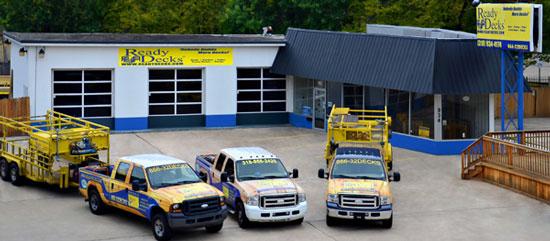 Ready Decks Company facility