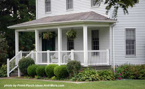 Hip Roof Porch Images Galleries With