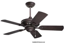 oil rubbed outdoor fan