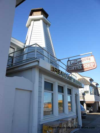 Lighthouse Cafe in Sausalito CA