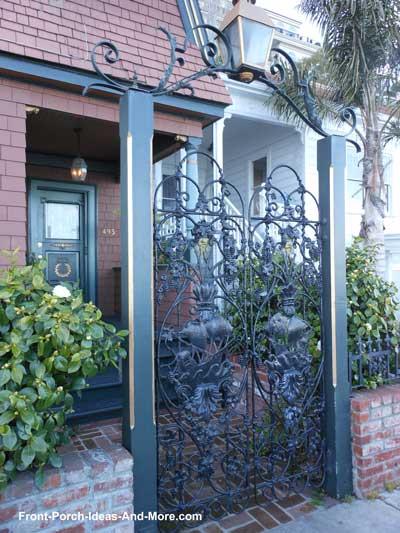 Sausalito California Sausalito Ca Front Porch Ideas