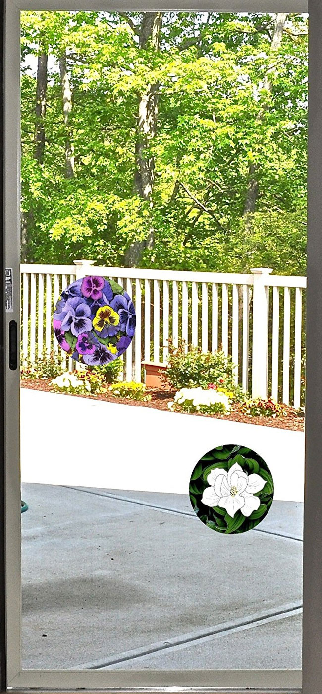 Screen Door magnet sceen saver