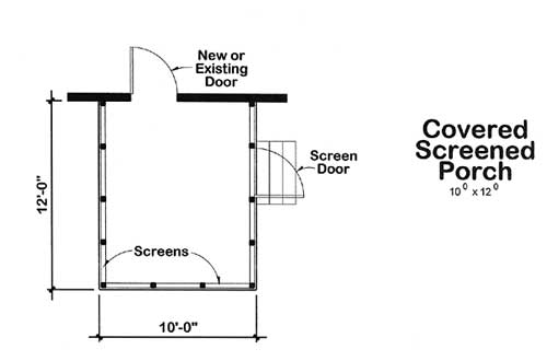 ideas design best porch alluring screened screen plans