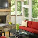 Interior design ideas for your screen porch