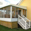 versatile screen porch kit