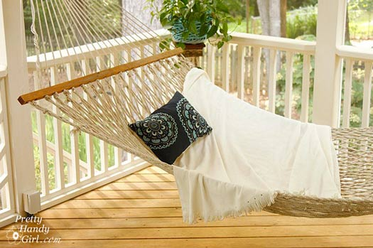 Brittany's hammock