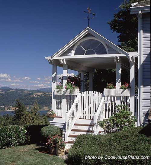 A Front Porch Addition Adds Appeal And Charm To Any Home