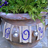joy flower planter from Plum Doodles