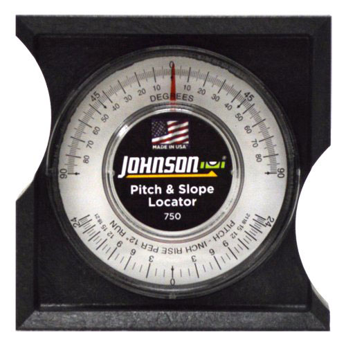 Johnson slope locater